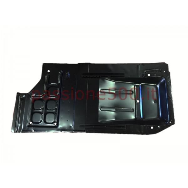 RIGHT REINFORCED FLOOR PANEL FOR AUTOBIANCHI BIANCHINA PANORAMICA
