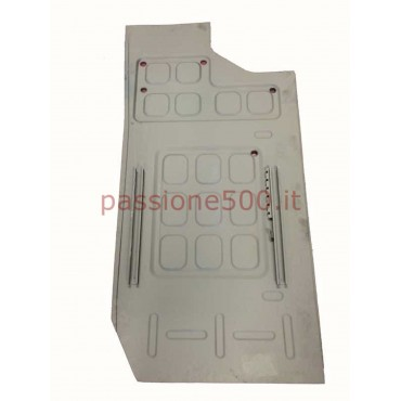 RIGHT PLANE FLOOR PANEL FOR AUTOBIANCHI BIANCHINA TRASFORMABILE UNTIL 1959
