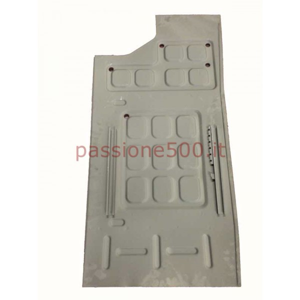 LEFT PLANE FLOOR PANEL FOR AUTOBIANCHI BIANCHINA TRASFORMABILE UNTIL 1959