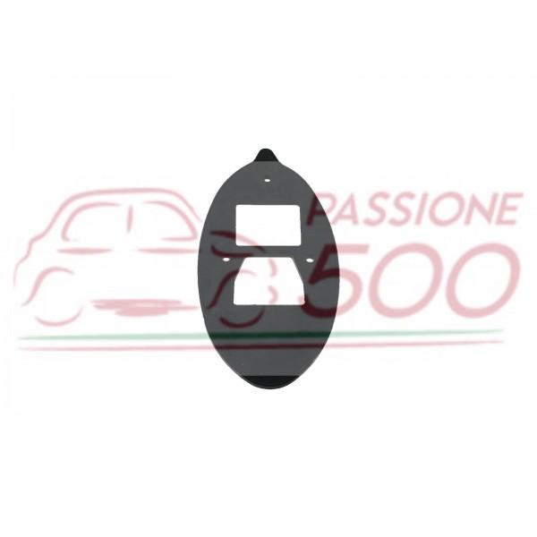 EXTERNAL GASKET FOR FRONT LAMP AUTOBIANCHI BIANCHINA