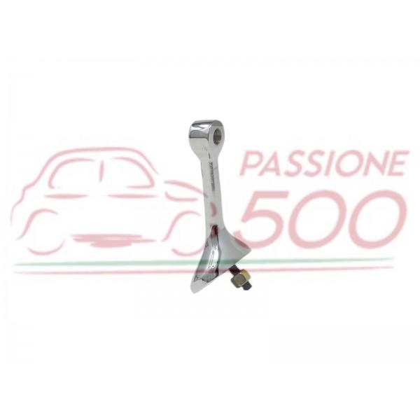 CHROMED SUPPORT FOR INTERNAL MIRROR AUTOBIANCHI BIANCHINA CABRIO EDEN ROC