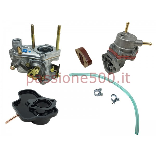 FUEL SYSTEM & CARBURETOR
