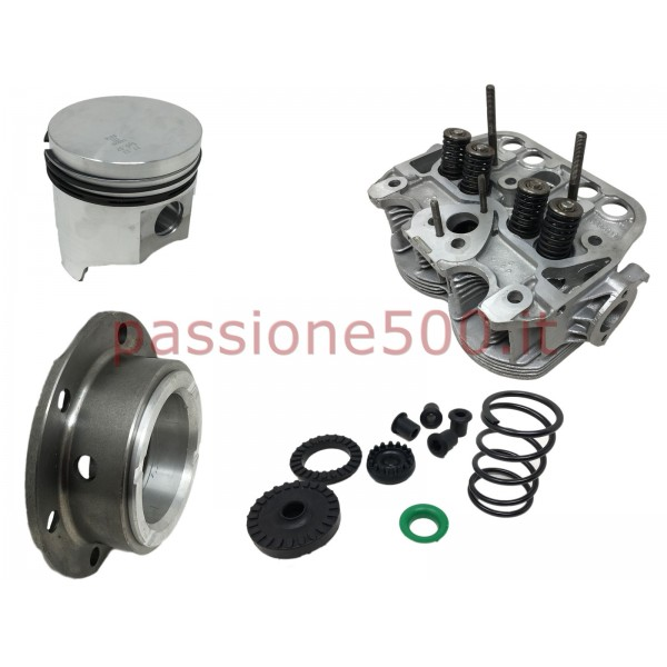 ENGINE MAIN PARTS & SUSPENSION