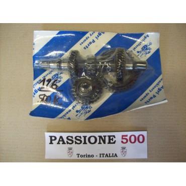 TRANSMISSION GEARS KIT  FIAT 500 R - 126