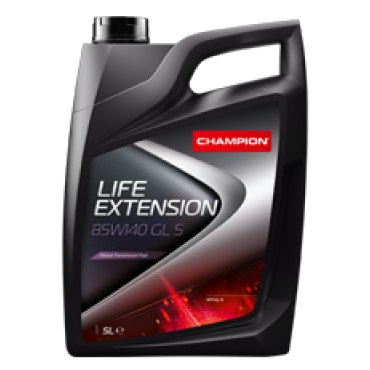 1 LT. OF CHAMPION GEARBOX OIL 80W90 FIAT 500
