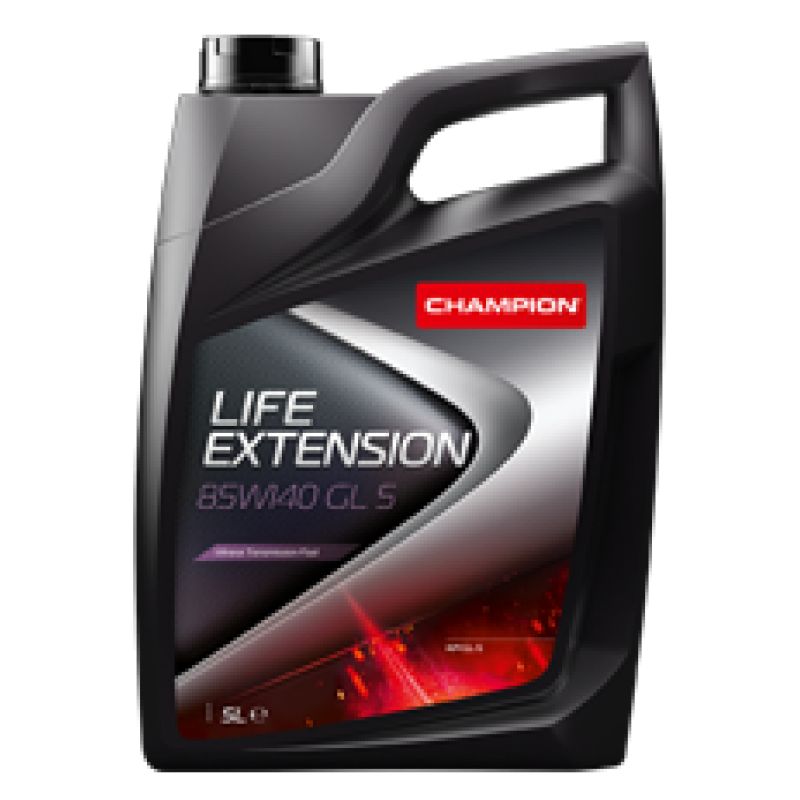1 LT. OF CHAMPION GEARBOX OIL 80W90 FIAT 500
