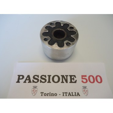 FLEXIBLE JOINT OF AXLE SHAFT FIAT 500 F L R