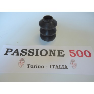 MIDDLE RUBBER BOOT FOR GEAR LEVERAGE PROTECTION FIAT 500