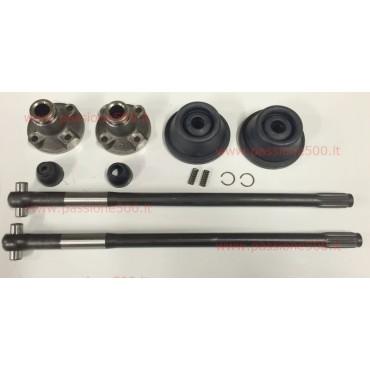COMPLETE AXLE SHAFT KIT FIAT 500 F L - diameter 19 mm