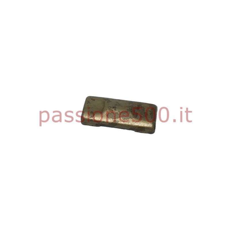 SLEEVE PAD 3° / 4° GEAR - SYNCHRONIZED TRANSMISSION GEARS FIAT 500 - 126