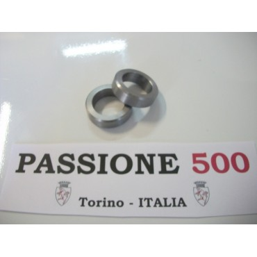 COUPLE OF SPACER FOR REAR WHEEL BEARINGS FIAT 500