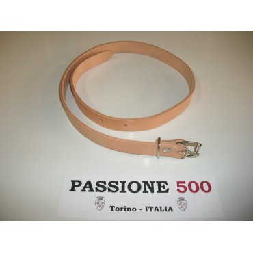 LEATHER STRIP FOR LONG TOP COVER FIXING FIAT 500 N D
