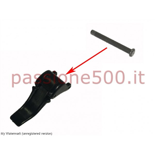 FIXING PIN FOR TOP COVER HOOK FIAT 500 F L R GIARD
