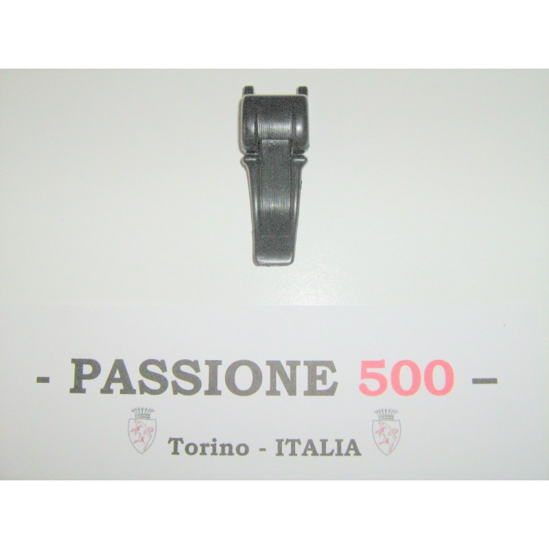 ALUMINIUM LATCH FOR FOLDING TOP COVER FIAT 500 F L R GIARD