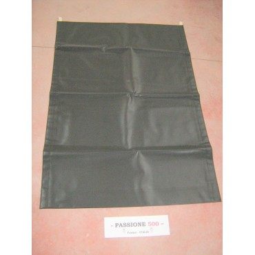 BLACK FOLDING TOP COVER FIAT 500 GIARDINIERA