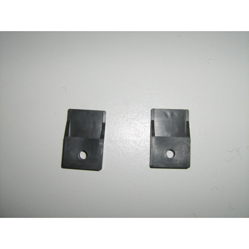 COUPLE OF RUBBER PAD FOR MIDDLE ROD OF FOLDING TOP COVER FIAT 500