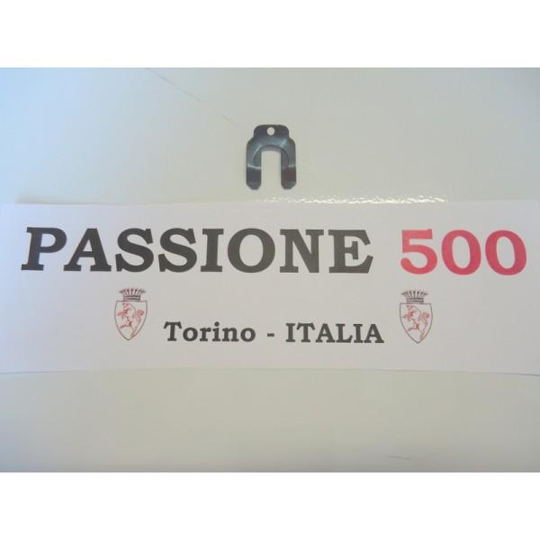 ACCELERATOR HAND CONTROL CABLE LOCK FIAT 500