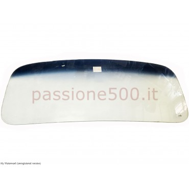 WINDSHIELD GLASS WITH BLUE STRIPE FIAT 500 N D