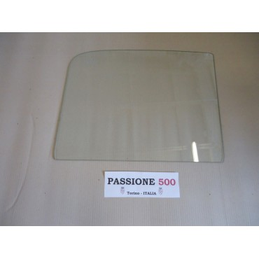 DOOR WINDOW GLASS LEFT FIAT 500