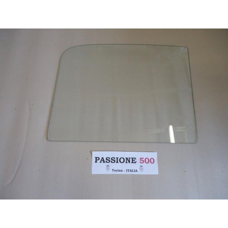 DOOR WINDOW GLASS LEFT FIAT 500