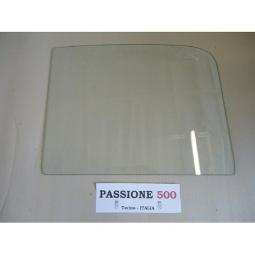 DOOR WINDOW GLASS RIGHT FIAT 500