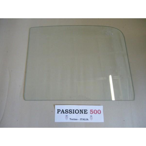 DOOR WINDOW GLASS RIGHT FIAT 500