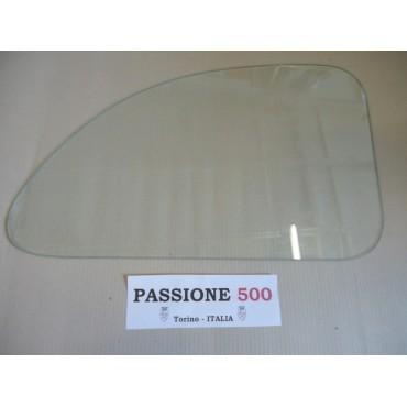 REAR WINDOW GLASS RIGHT FIAT 500 N D F L R