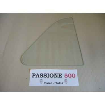 VENT WINDOW GLASS RIGHT FIAT 500 N D F GIARD