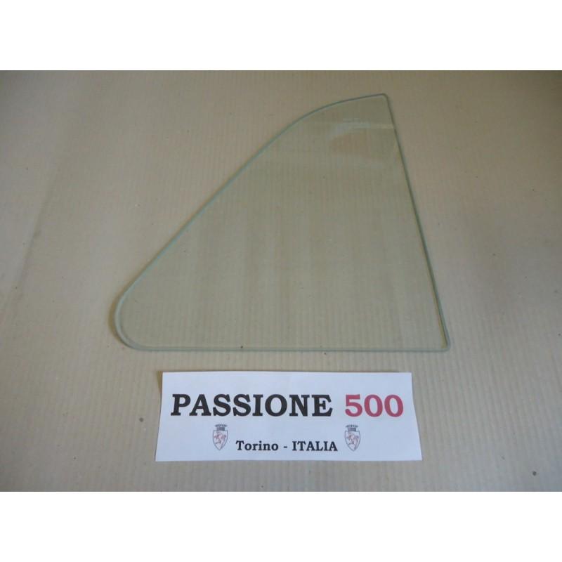 VENT WINDOW GLASS RIGHT FIAT 500 N D F GIARD