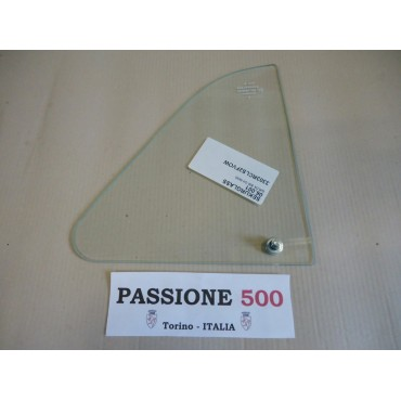 VENT WINDOW GLASS WITH PIN RIGHT FIAT 500 L R