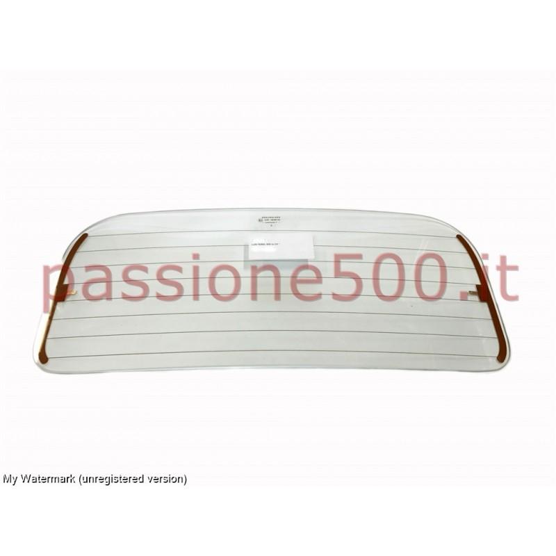 THERMIC REAR WINDSHIELD GLASS FIAT 500 N D F L R