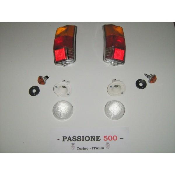 CLASSIC LAMPS KIT FIAT 500 F L R