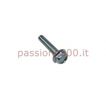 REGULATION SCREW FOR HEADLAMP ON THE FRONT PANEL FIAT 500 F L R GIARD