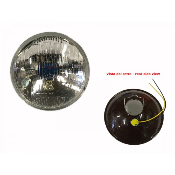 HEADLAMPS TYPE CARELLO WITH PARKING LIGHT FIAT 500 D