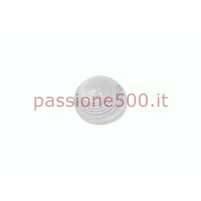 WHITE PLASTIC FOR FRONT LAMP FIAT 500 F L