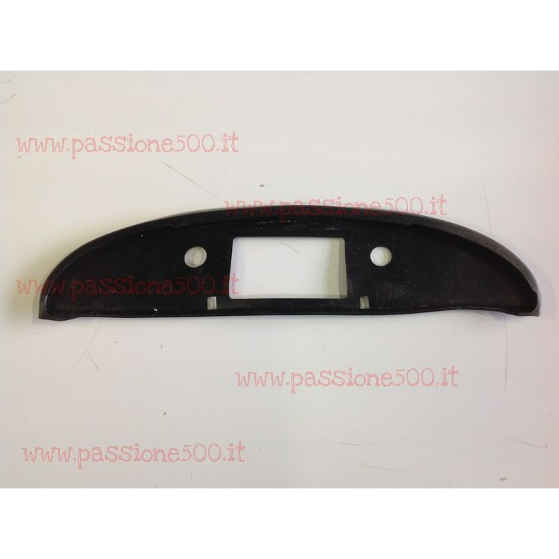 CHROME NUMBER PLATE LAMP GASKET FIAT 500 F L R