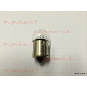 BULB FOR NUMBER PLATE LAMP 12V 10W FIAT 500