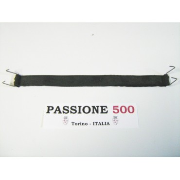 RUBBER STRIPE FOR SEAT - NARROW TYPE - FIAT 500 N D F