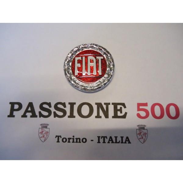 FIAT EMBLEME FOR FRONT EMBLEME FIAT 500 FRANCIS LOMBARDI