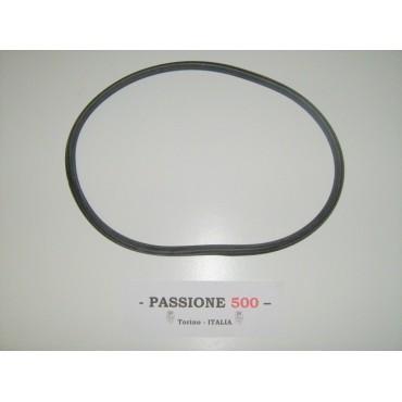 REAR RIGHT WINDOW RUBBER MOULDING FIAT 500 N D F L R