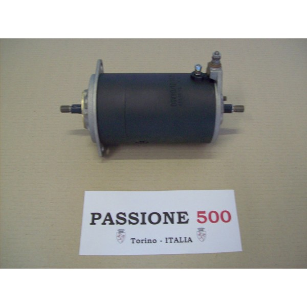 REBUILT GENERATOR FIAT 500 N D F L R (WITH RETURN OF THE USED)