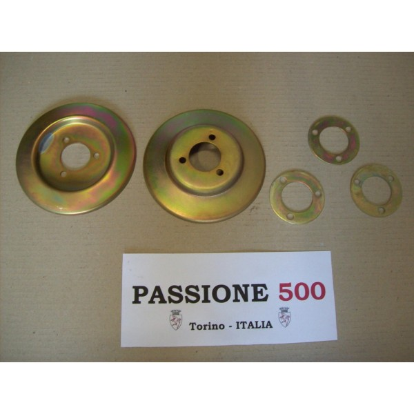 PULLEY KIT FOR GENERATOR FIAT 500