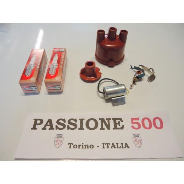 KIT OF DISTRIBUTOR SPARE PARTS FIAT 500 N D F L