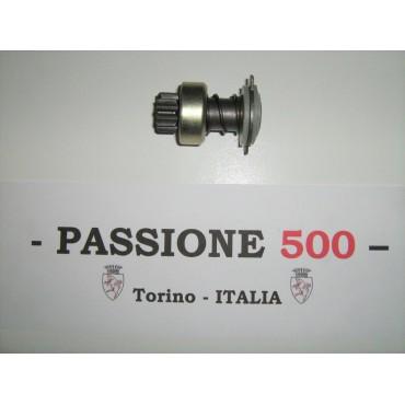 STARTER DRIVE UNIT FIAT 500 R - 126