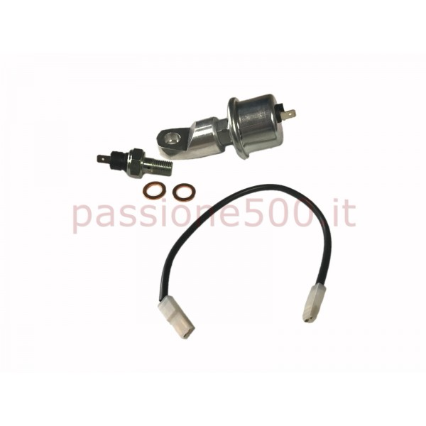 SET OF ENGINE OIL PRESSURE SWITCHES FIAT 500