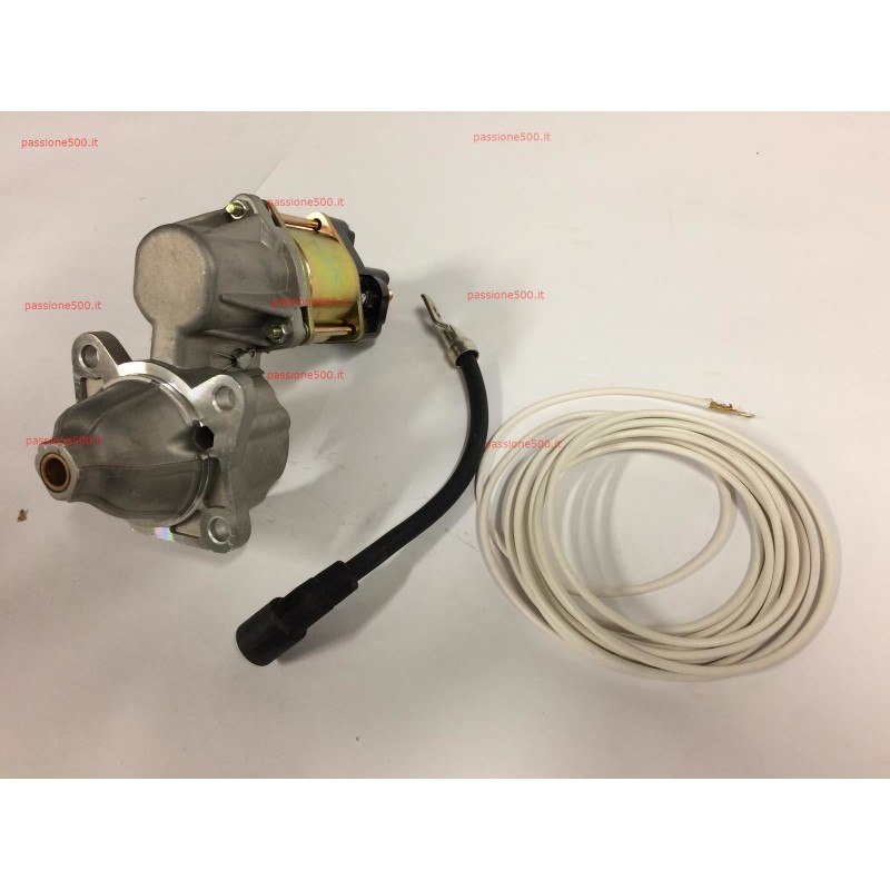 STARTER MODIFY  FOR ELECTRICAL ENGINE STARTING FIAT 500 F L