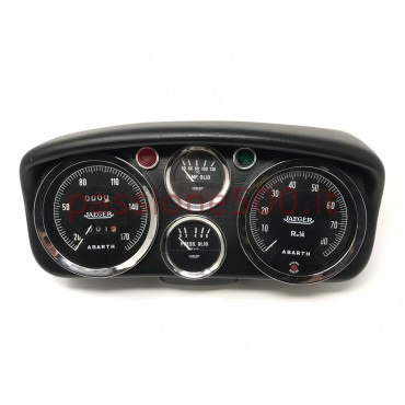 SPORTIVE SPEEDOMETER TYPE ORIGINAL ABARTH FIAT 500