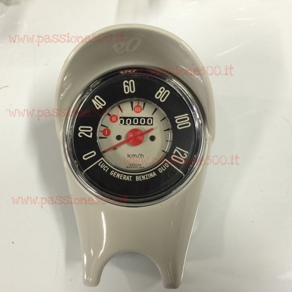 RESTORED SPEEDOMETER FIAT 500 F (WITH RETURN OF THE USED)