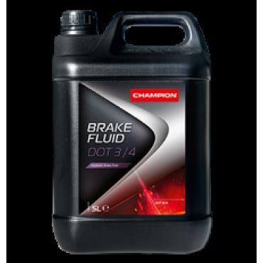 BRAKE OIL DOT 3/4 - 0,50 LT. -  FIAT 500