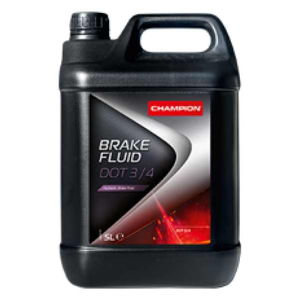 BRAKE OIL DOT 3/4 - 0,50 LT. -  FIAT 500